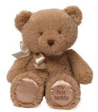 Gund: My First Teddy - Tan