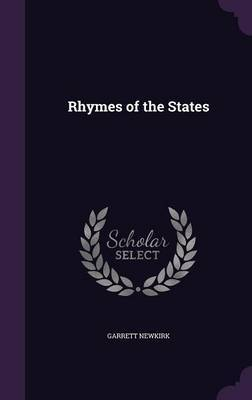 Rhymes of the States by Garrett Newkirk image