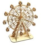 Ki-Gu-Mi: 3D Puzzle - Ferris Wheel