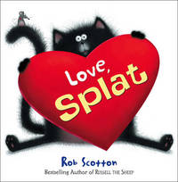 Love, Splat Mini HB by Rob Scotton