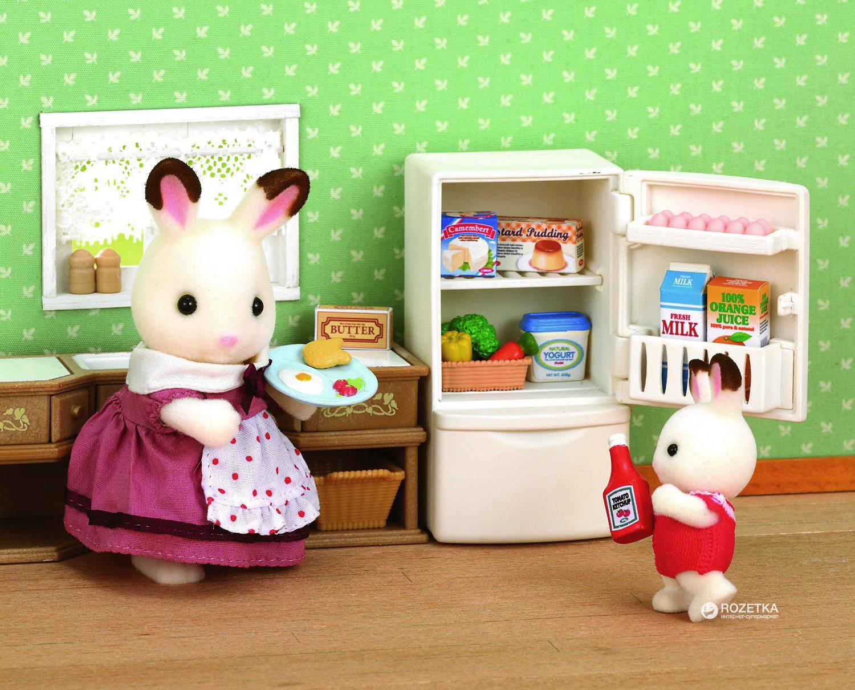 Sylvanian Families: Refrigerator image