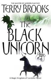 The Black Unicorn (Magic Kingdom of Landover #2) by Terry Brooks