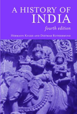 A History of India by Hermann Kulke image