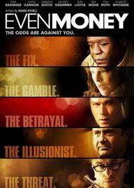Even Money (2006) on DVD