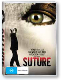 Suture on DVD image
