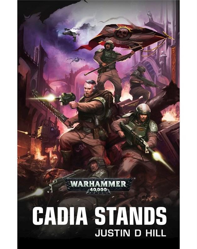 An Astra Militarum novel: Cadia Stands