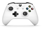 Xbox One Wireless Controller - White (with Bluetooth) for Xbox One