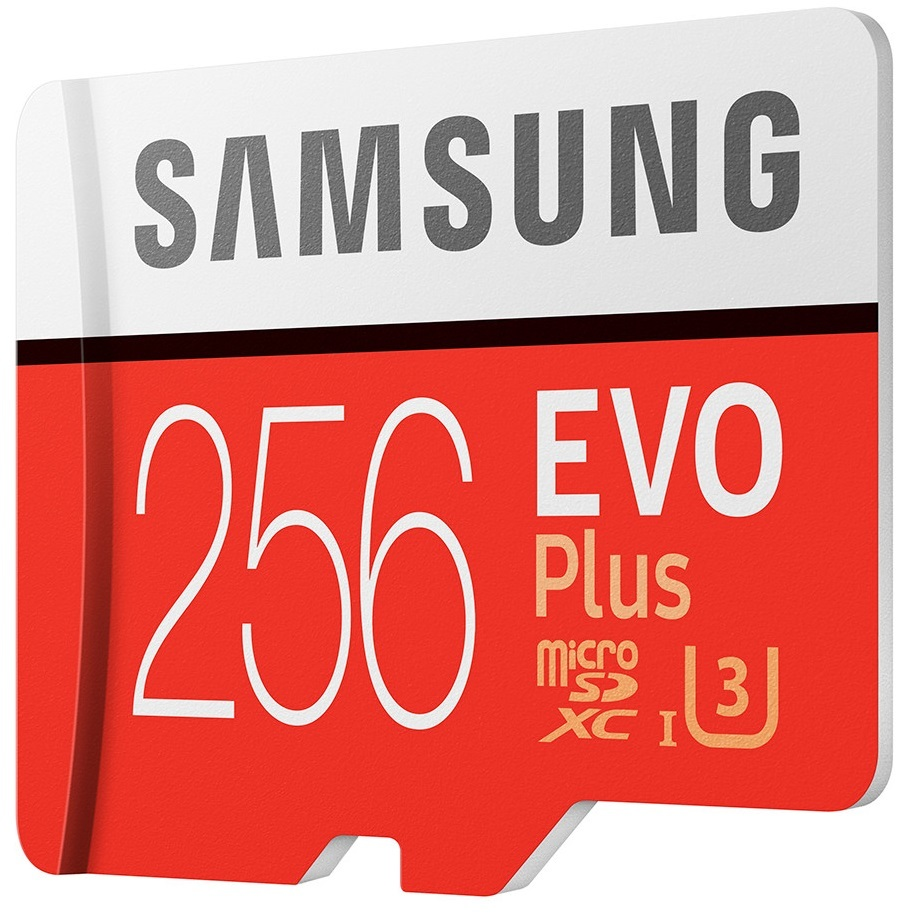 256GB Samsung Evo Plus Micro SD Card image