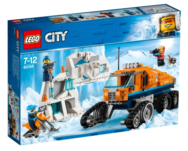 LEGO City - Arctic Scout Truck (60194)