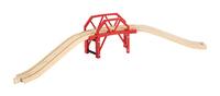 Brio: Railway - Curved Bridge Set