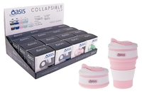 Oasis: Collapsible Cup - Assorted Colours (350ml) image