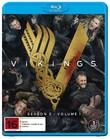 Vikings - Season 5 Volume 1 on Blu-ray