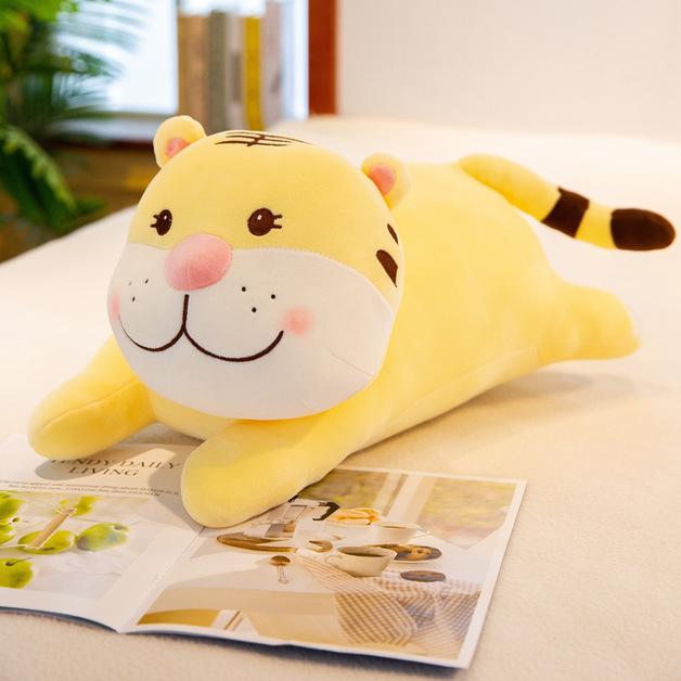 Yellow Tiger Plush