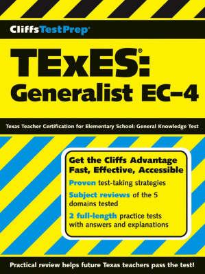 TExES: Generalist EC-4 by American BookWorks Corporation image