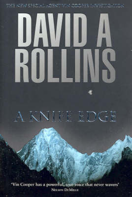 A Knife Edge by David Rollins image