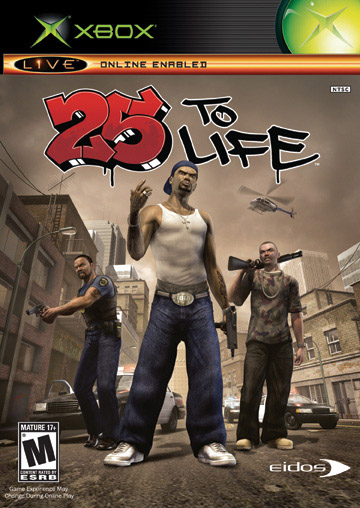 25 To Life for Xbox image