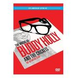 The Music of Buddy Holly and The Crickets - The Definitive Story: 50th Anniversary Edition DVD
