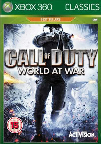 Call of Duty: World at War (Classics) for X360