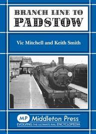 Branch Line to Padstow by Vic Mitchell image
