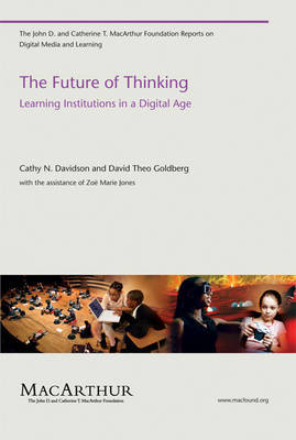 The Future of Thinking by Cathy N Davidson image