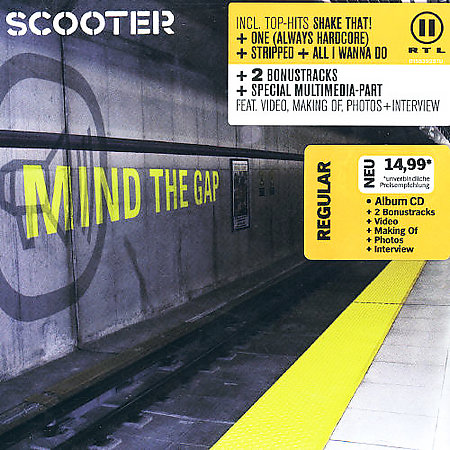 Mind The Gap by Scooter (Rap) image