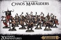Warhammer Slaves to Darkness - Chaos Marauders