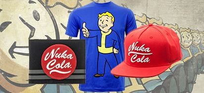 Crawl out to the Fallout Sale!