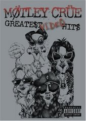 Motley Crue - Greatest Video Hits on DVD
