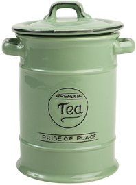 T&G: Pride of Place Tea Jar (Green)