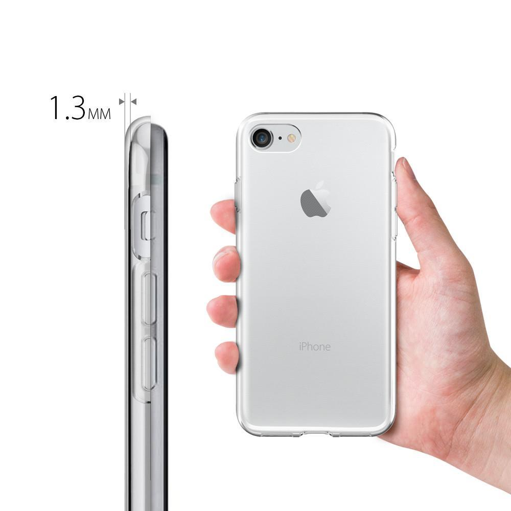 Spigen: iPhone 7 Liquid Crystal Case - (Clear) image