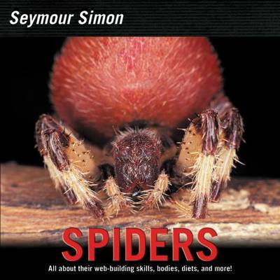 Spiders by Seymour Simon