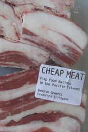 Cheap Meat by Deborah Gewertz image