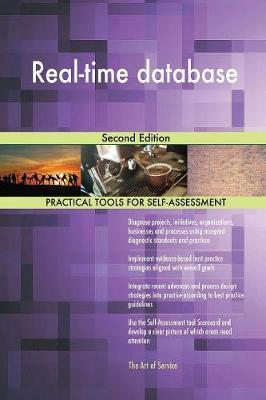 Real-Time Database Second Edition by Gerardus Blokdyk image