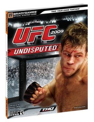 UFC 2009 Undisputed Official Strategy Guide by BradyGames image