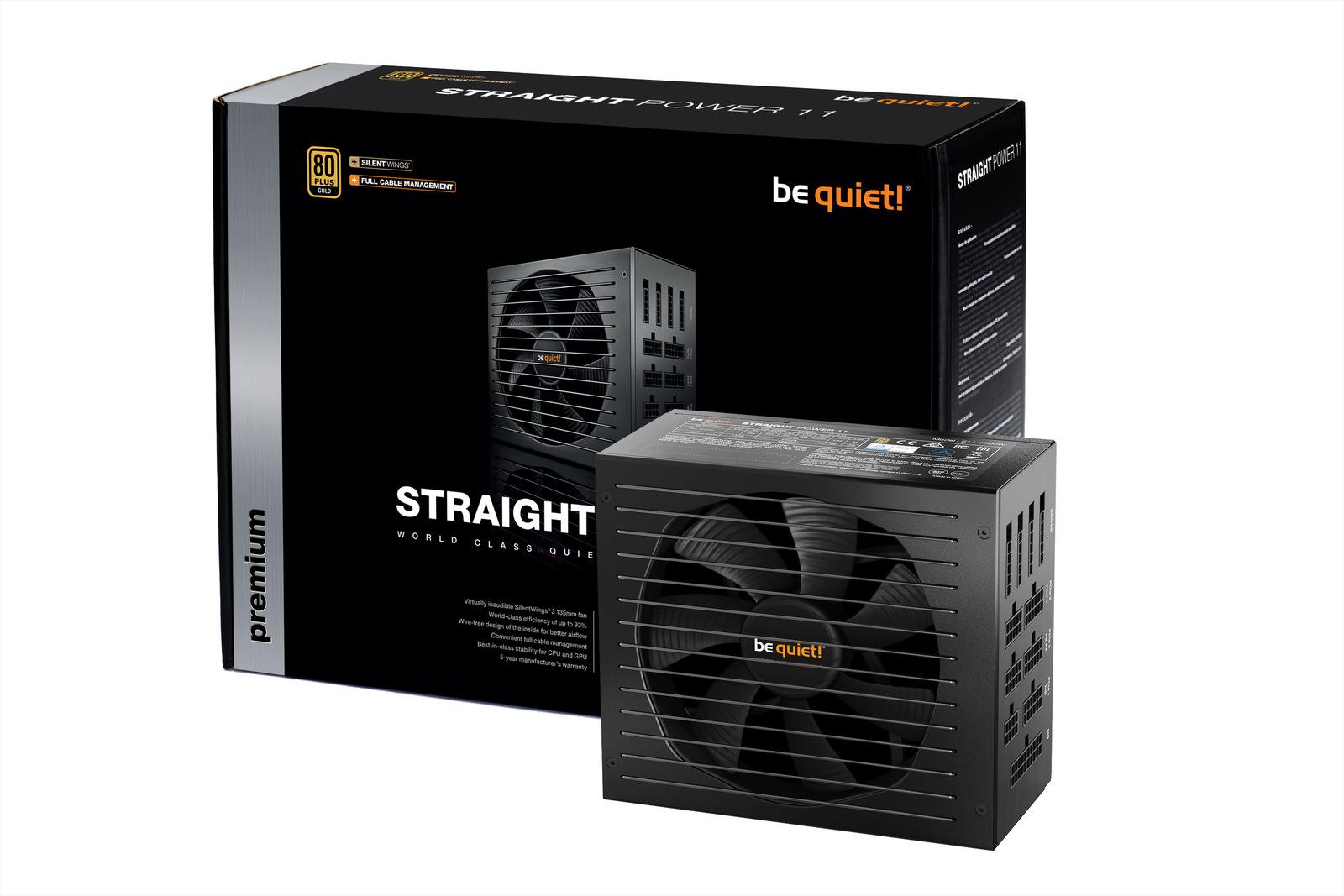 Be Quiet! Straight Power 11 1000W image