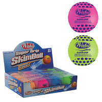 Wahu: Super Grip Skimball - 6cm (Assorted Colours)