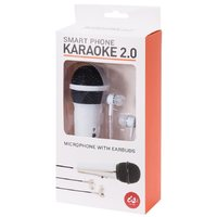Smart Phone Karaoke 2.0 (Assorted Colours)