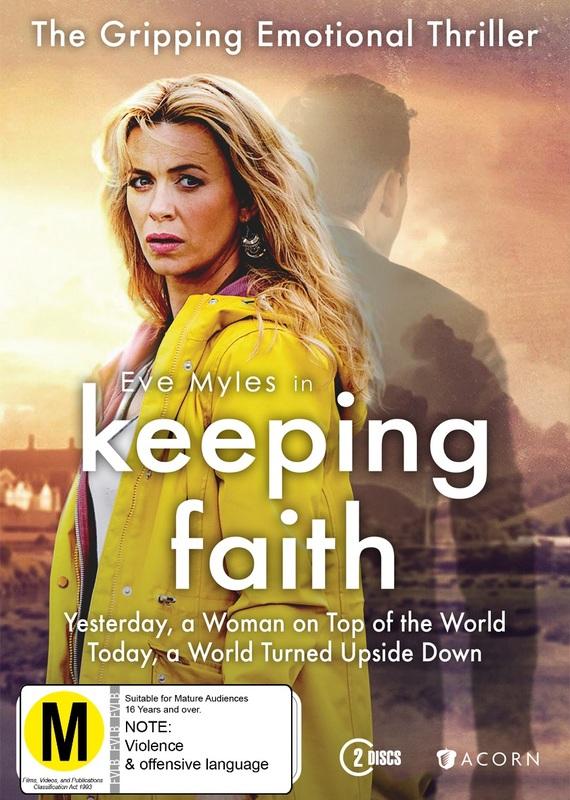 Keeping Faith on DVD