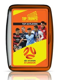 Top Trumps: Hyundai A-League - Card Game