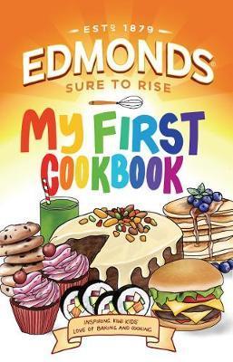 Edmonds My First Cookbook by Goodman Fielder image