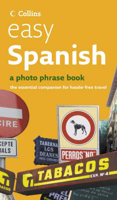 Easy Spanish CD Pack: Photo Phrase Book and Audio CD image