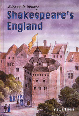 Shakespeare's England by Sean Connolly image