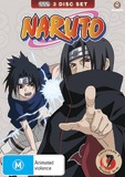 Naruto (Uncut) Collection 07 (Eps 79-92), DVD