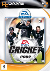 Cricket 2002 for PC
