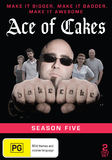 Ace of Cakes - Season 5 on DVD