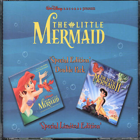 Little Mermaid V.1 & 2 (Special Edition) by Original Soundtrack