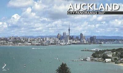 Auckland by Helga Neubauer