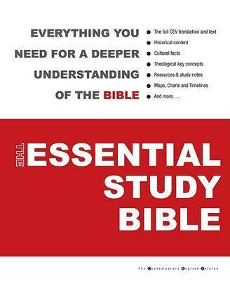 Essential Study Bible-CEV