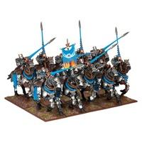 Kings of War Paladin Knights Regiment
