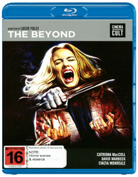 The Beyond on Blu-ray